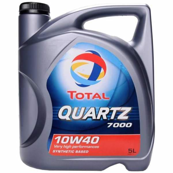 Total Quartz 7000 Engine Oil 10W/40