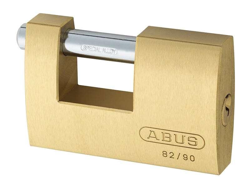 Abus 82/90 Monoblock Shutter Padlocks