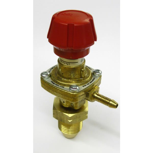 Bullfinch Regulator for High Pressure Propane-1051