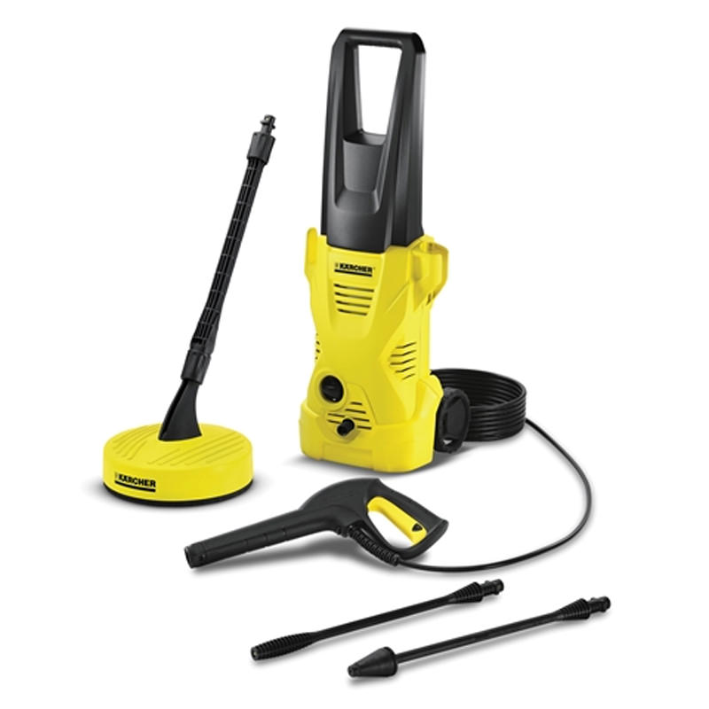 K2.300 Karcher Pressure Washer & T50 Patio Head 110 Bar
