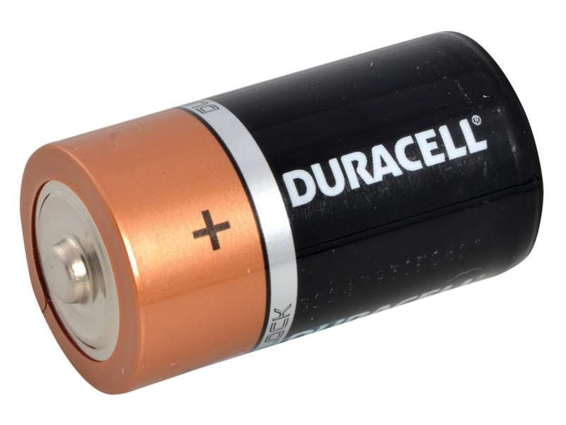 Duracell C Cell Alkaline Batteries