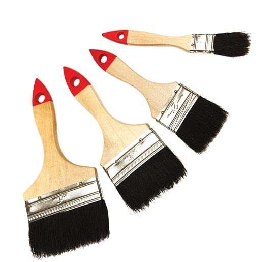 Basic Paint Brushes