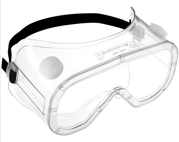 Chemical & Dust Goggles