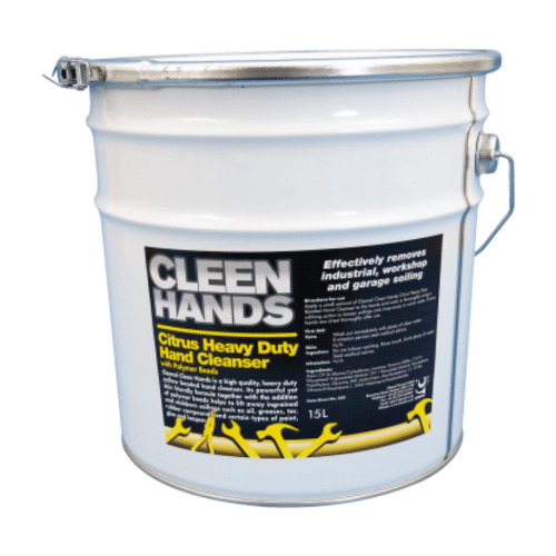 15 litre Cleen Hands Citrus Heavy Duty Hand Cleanser