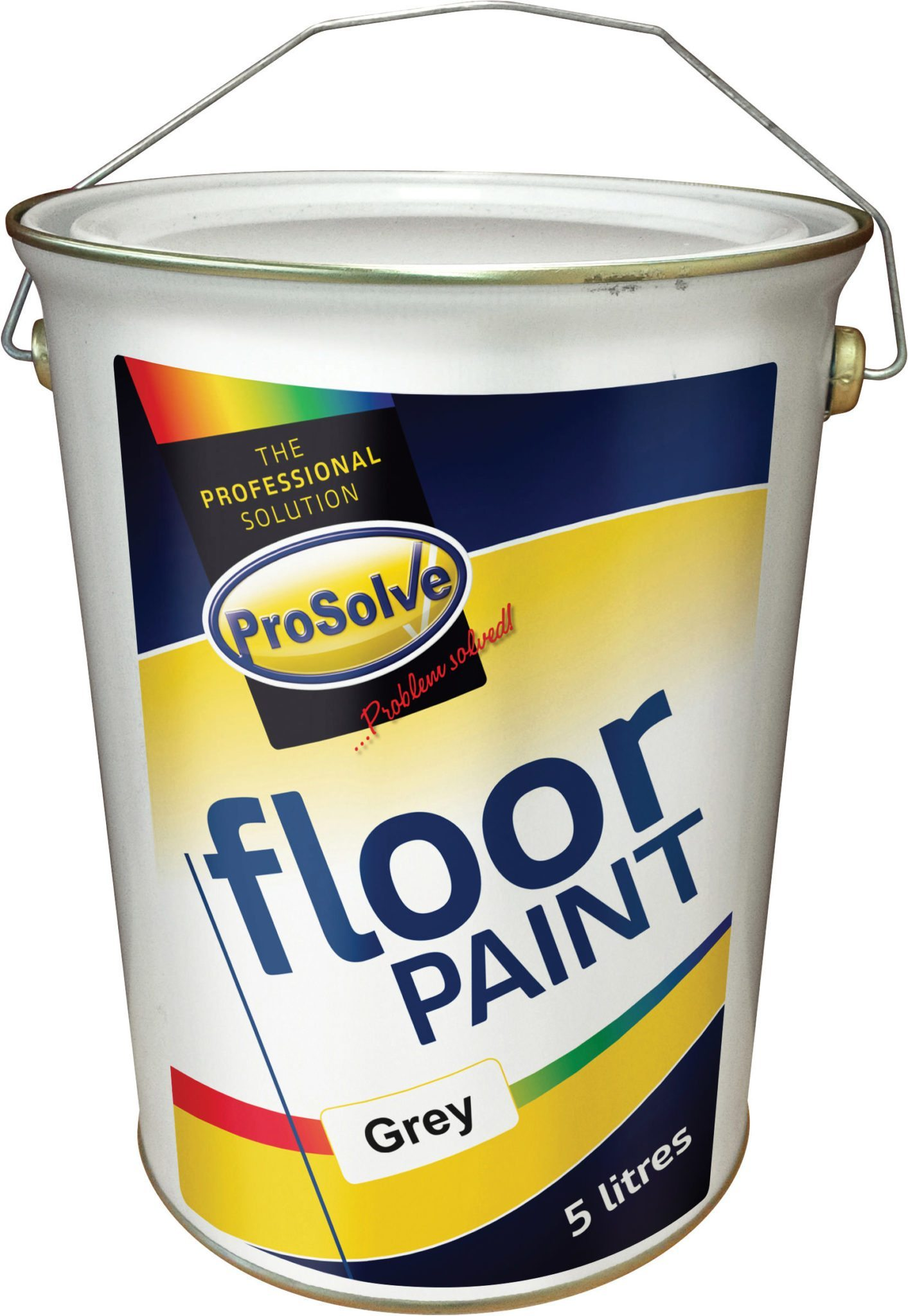 Grey Floor Paint 5L