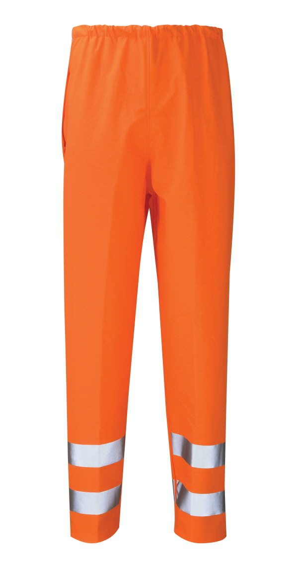 Hydraflex Hi Vis Overtrouser Orange