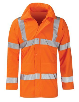 Hydraflex Hi Vis Jacket Unpadded Orange