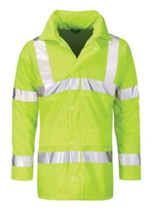 Hydraflex Hi Vis Jacket Unpadded Yellow