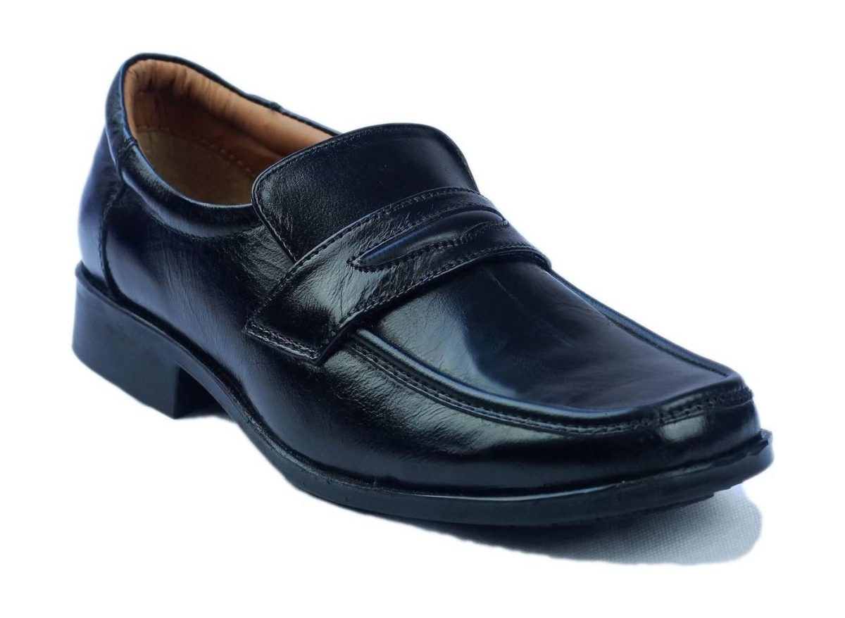 Amblers Manchester Leather Loafer Non-Safety Shoe