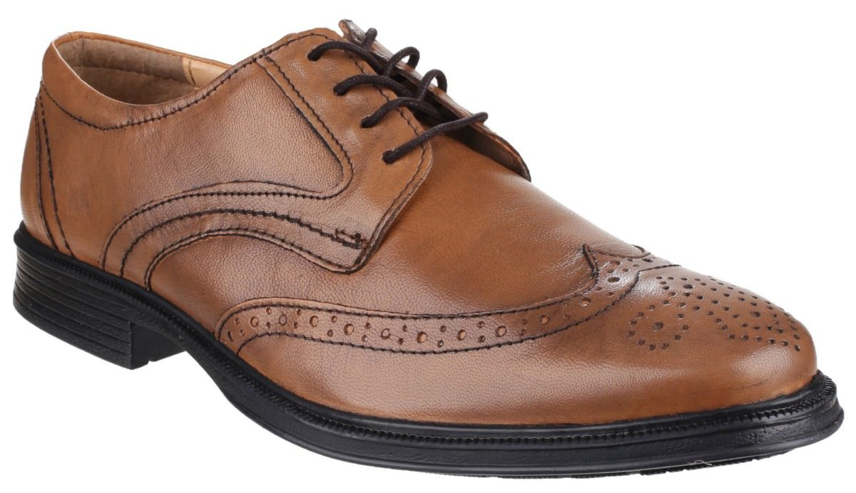 Cotswold Mickleton Lace Gibson Shoe