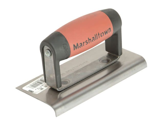 Marshalltown 10in Cement Edger with Durasoft Handle