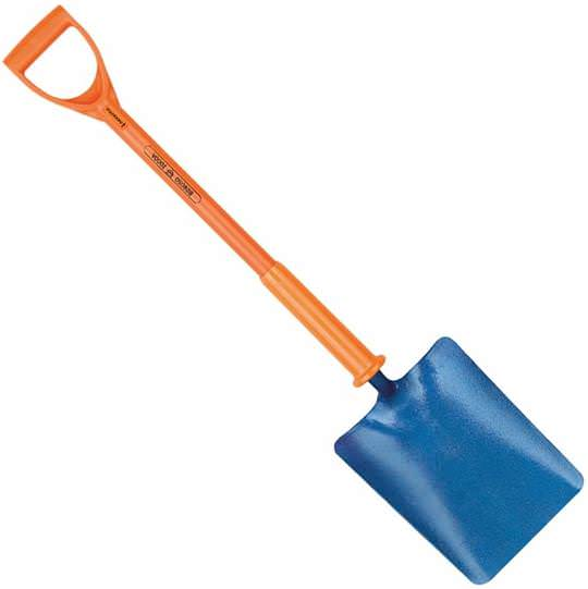 Taper Mouth Shocksafe Shovel