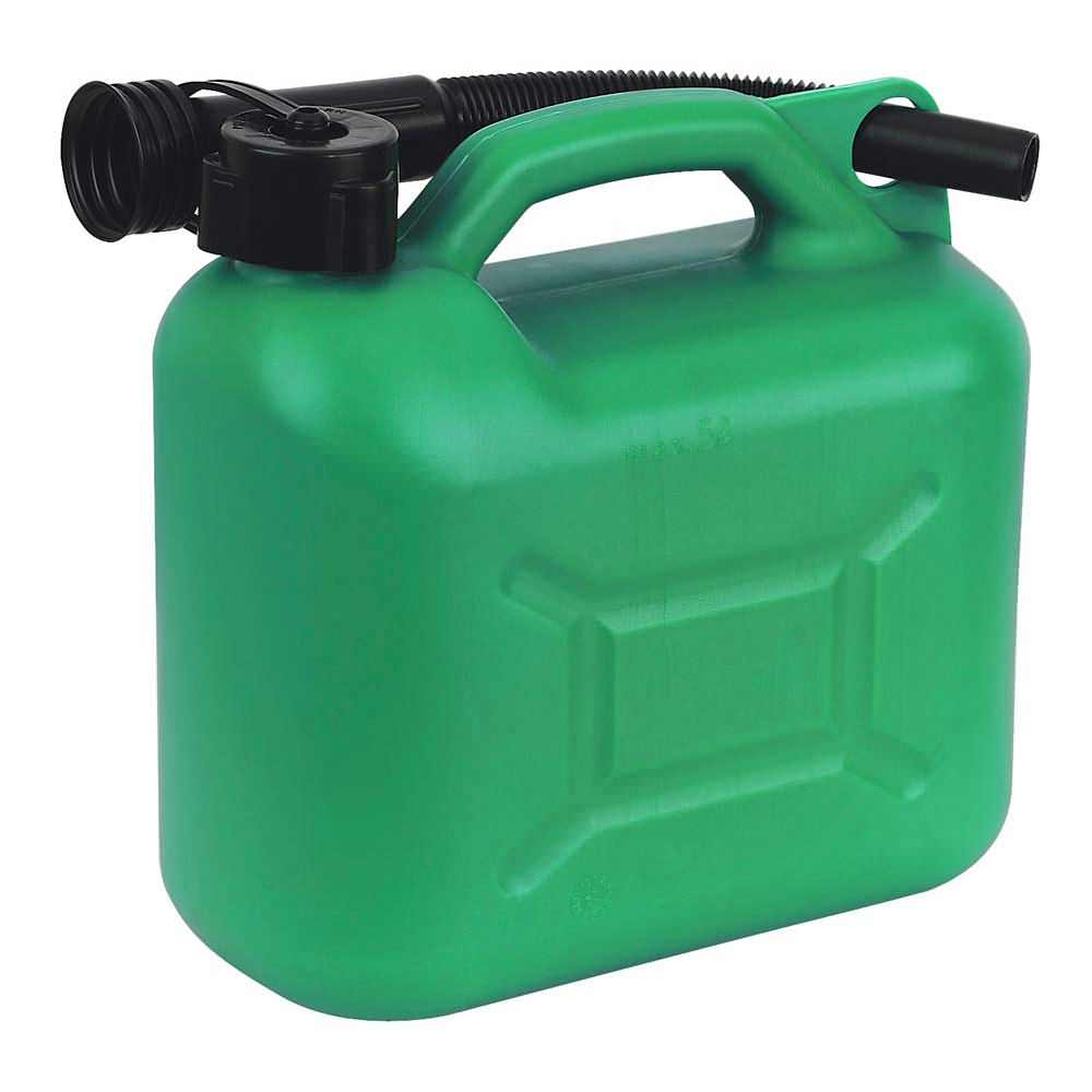 5L Fuel Can Green
