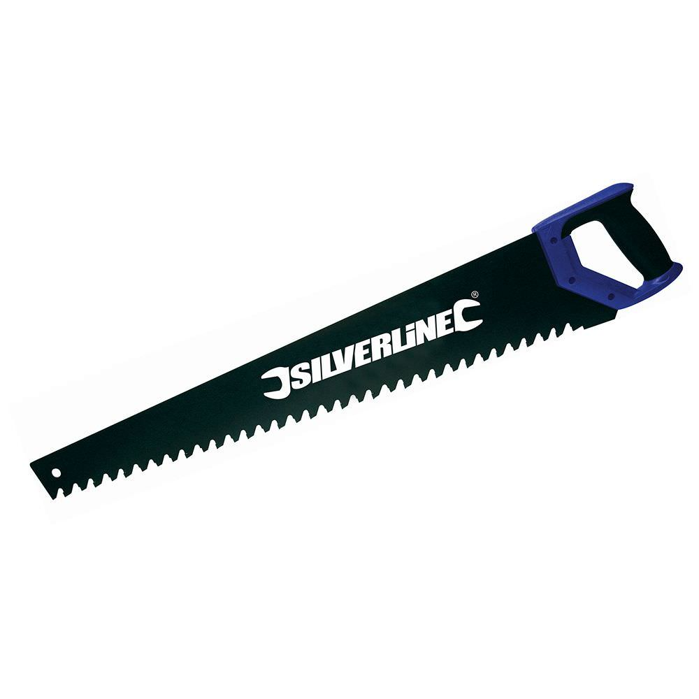 Silverline Masonry Handsaw 700mm TCT