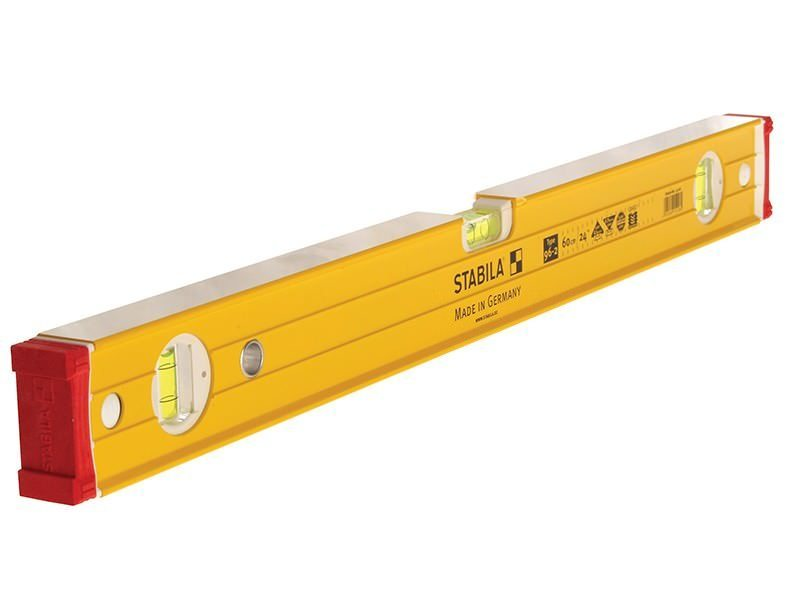 Stabila 96-2 Double Plumb Ribbed Box Section Levels