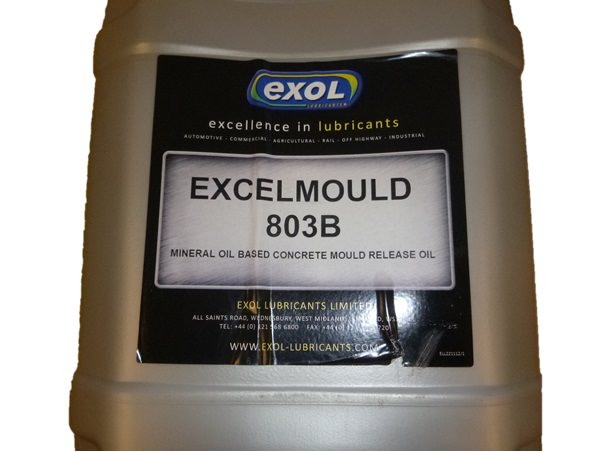 Mould Oil 5 Litre