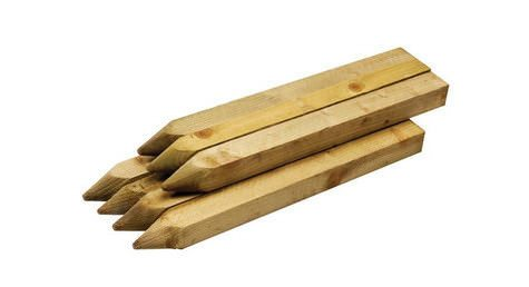 Wooden Setting Out Pegs