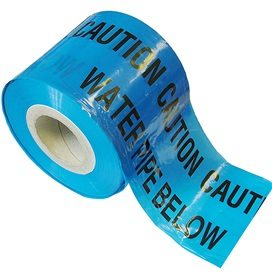 Caution Water Tape 365m
