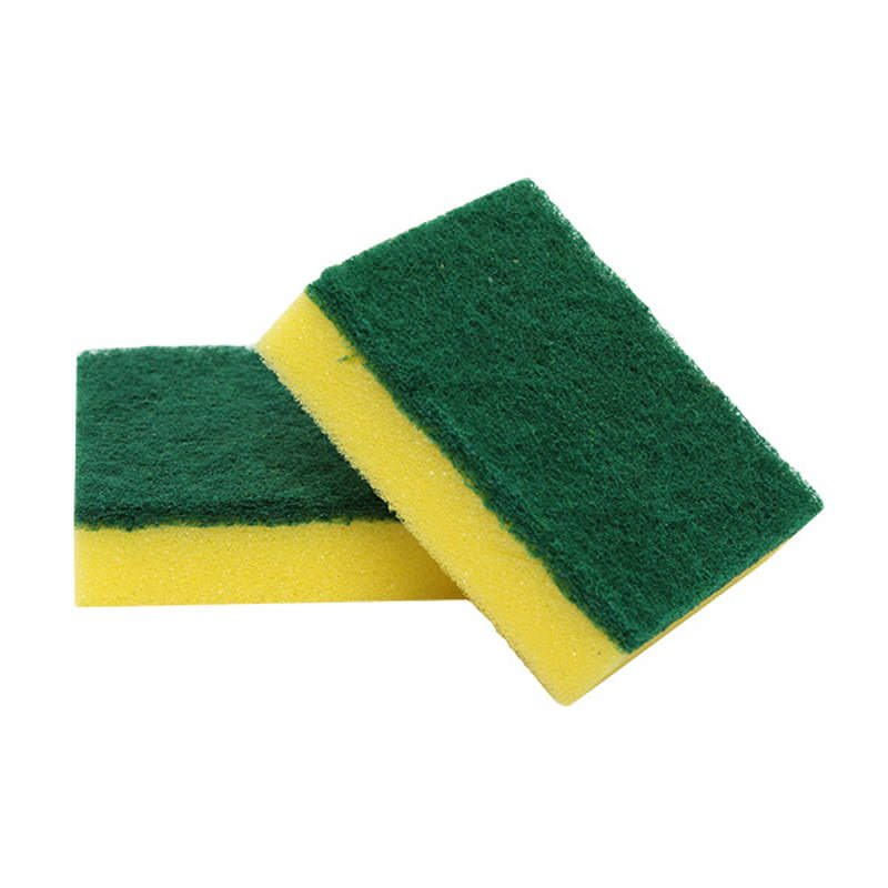 Foam Backed Scourer 5 Pack