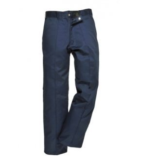 Navy Wakefield Trousers