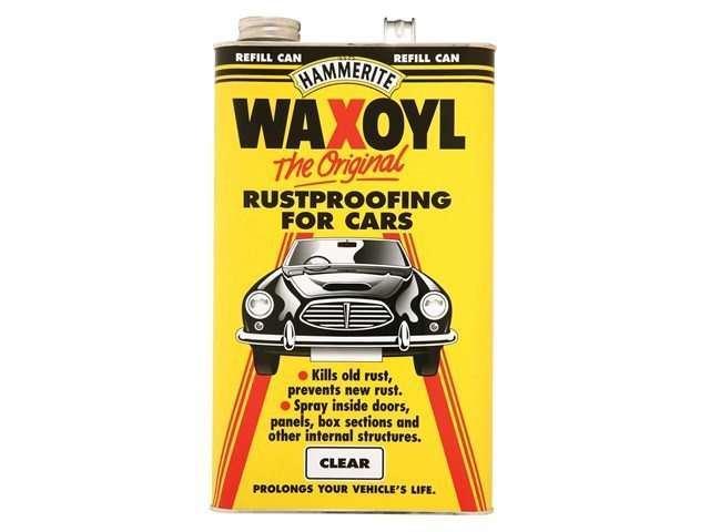 Waxoyl Rustproofing 5 Litre