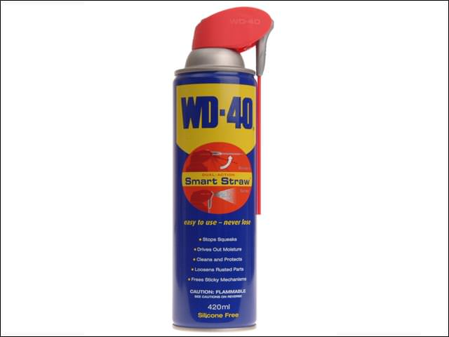 WD-40 Aerosol Sprays 420ml