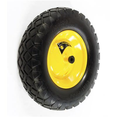 Haemmerlin Puncture Free 400mm Wheelbarrow Wheel