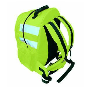 Hi-Vis Yellow/Orange Backpack