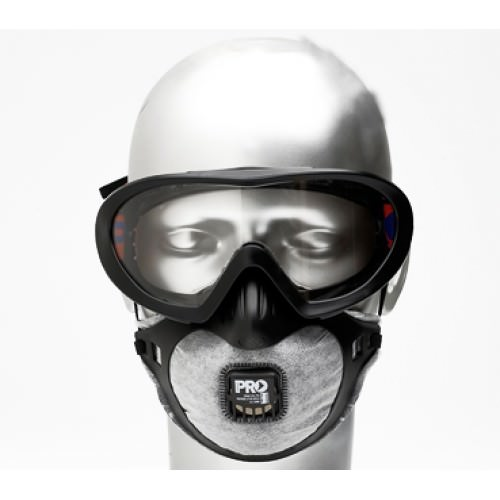 Filterspec Pro Goggle and Mask