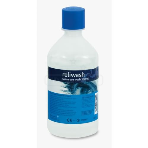 Sterile Eye Wash 500ml