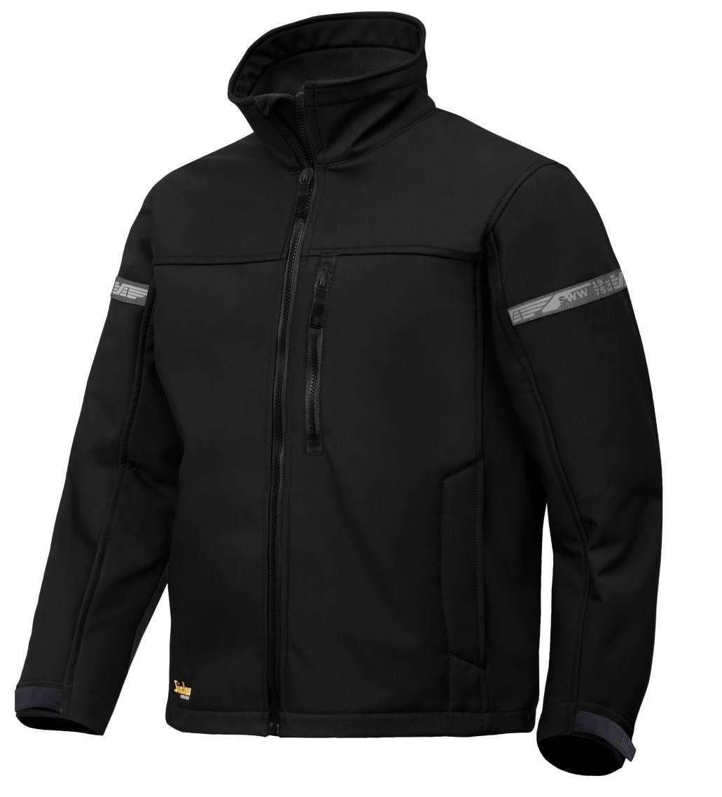 Snickers 1201 AllroundWork, Women's Softshell Jacket