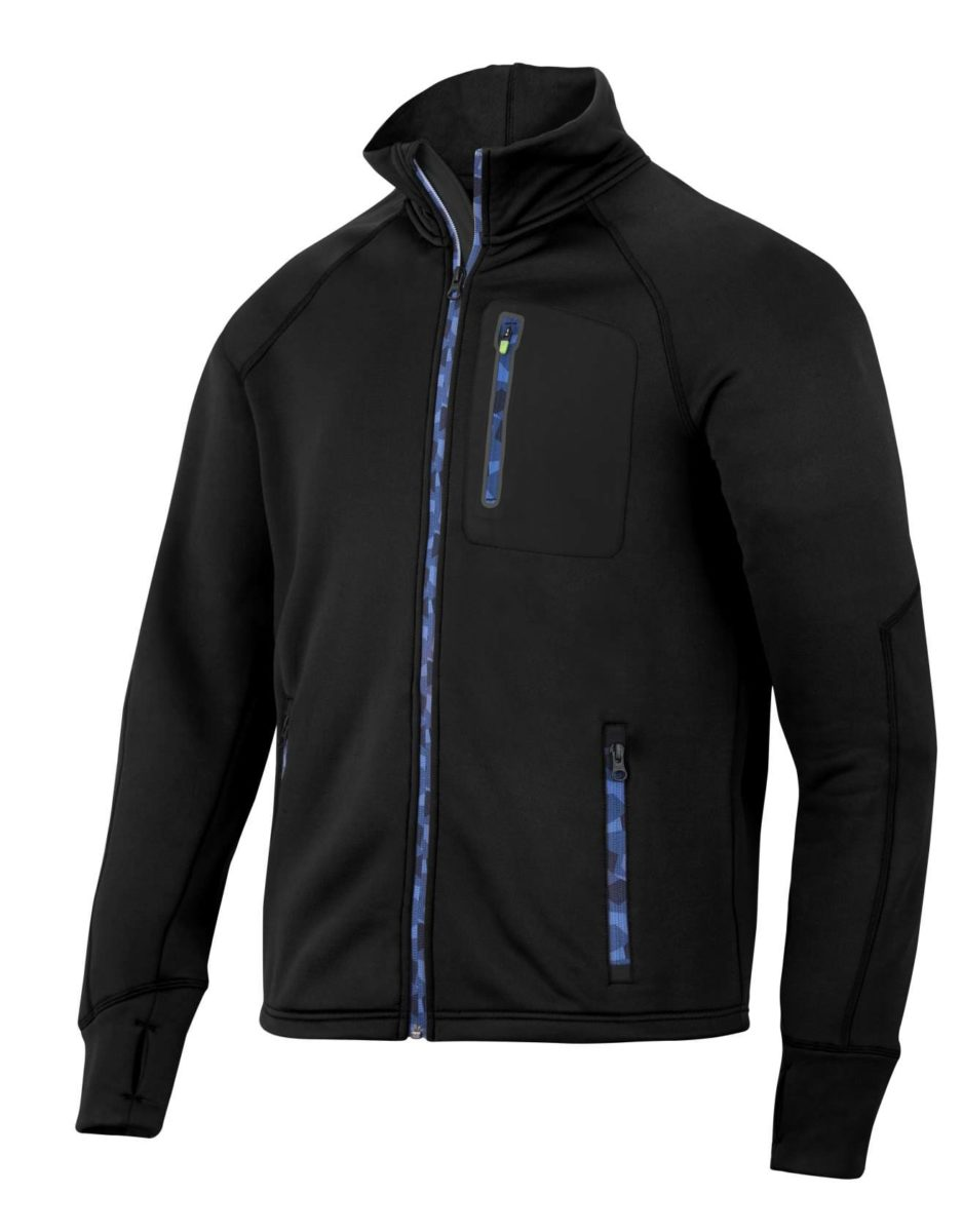 Snickers 8001 FlexiWork, Stretch Fleece Jacket