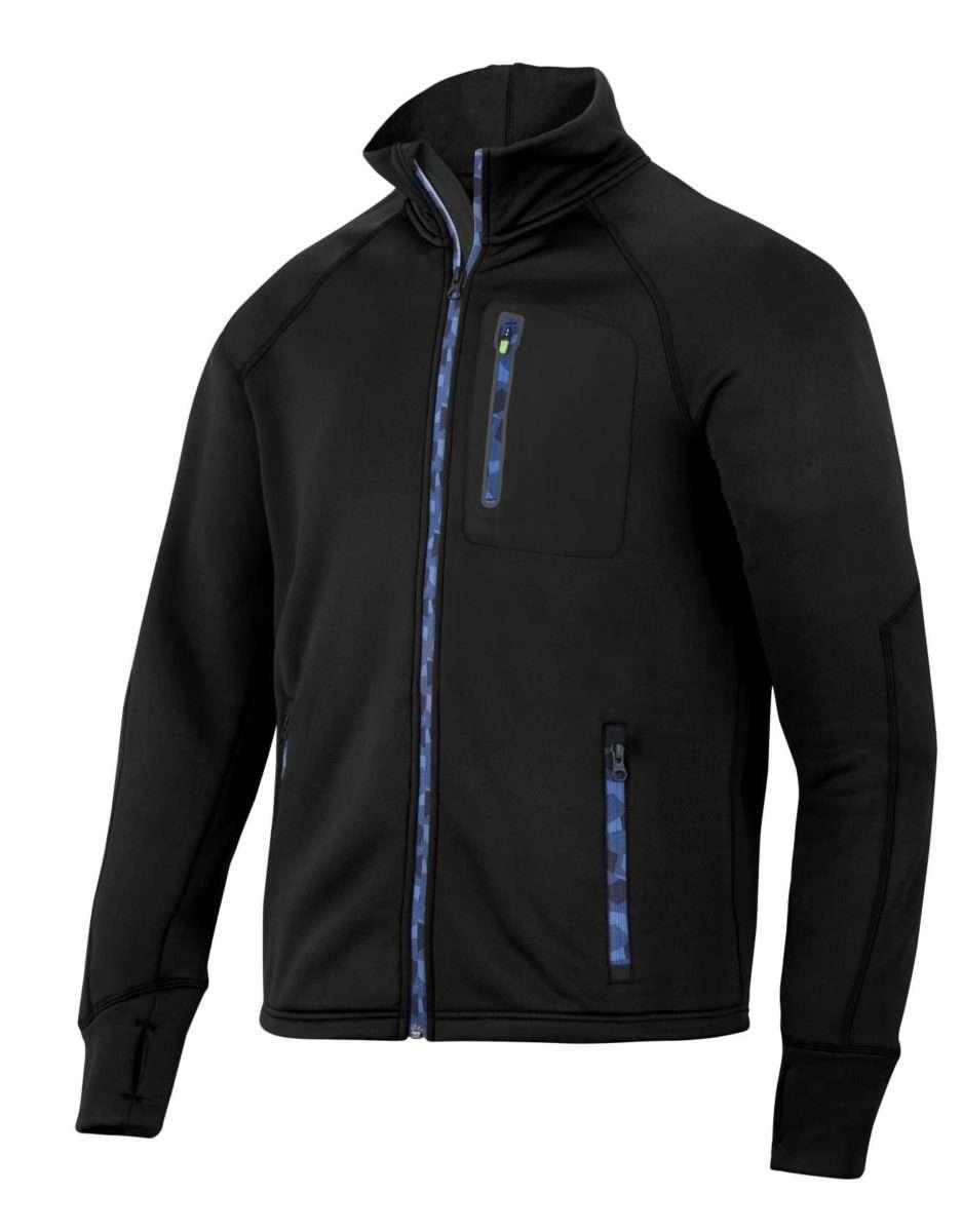 Snickers 8001 FlexiWork, Stretch Fleece Jacket