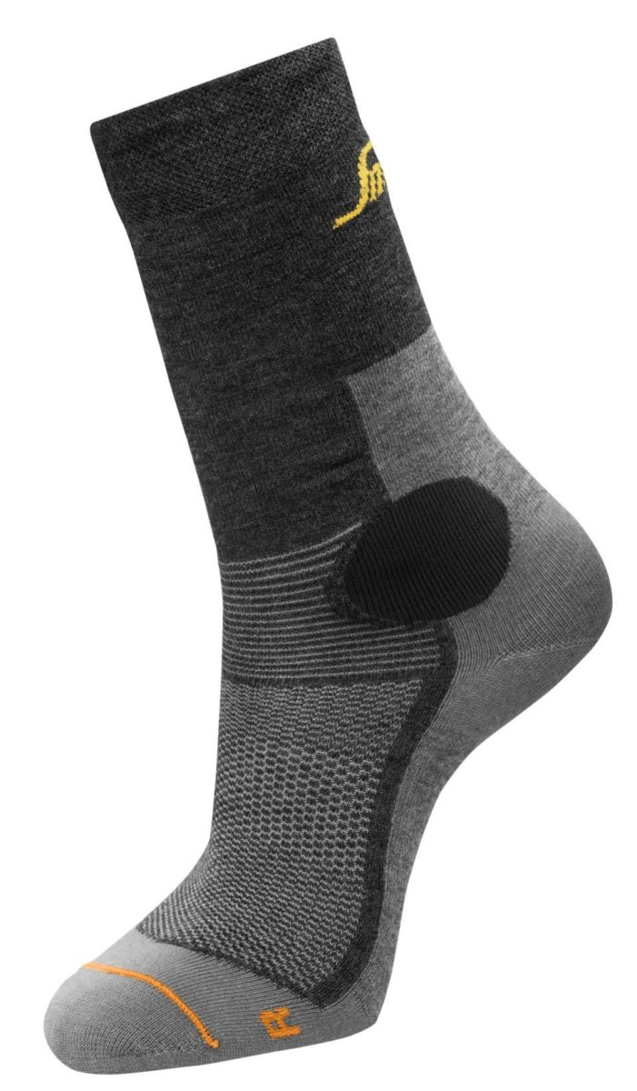 Snickers 9215 AllroundWork, 37.5 Wool Mid Socks