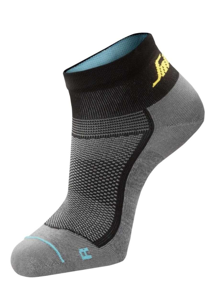 Snickers 9218 LiteWork, 37.5 Low Socks
