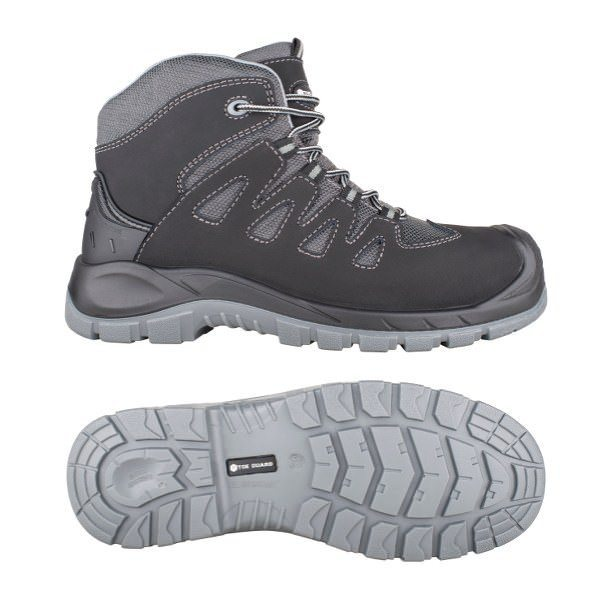 Toe Guard Icon S3 Safety Boots (from Snickers)