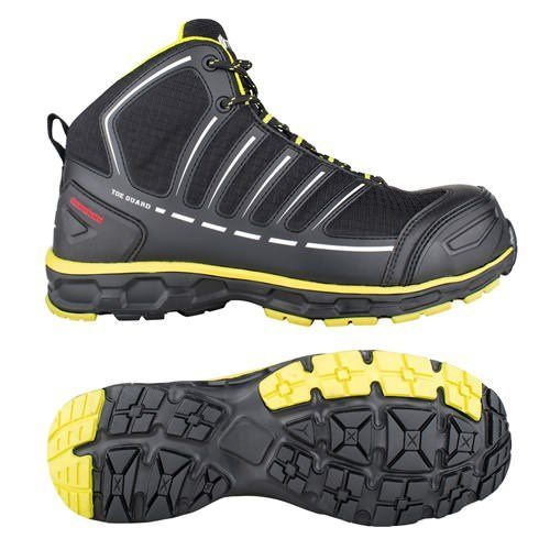 Toe Guard Jumper S3 Safety Boot (from Snickers)