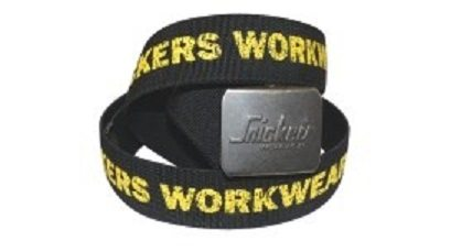 Snickers 9005 Ergonomic Logo Belt