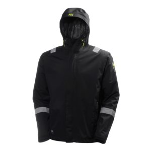 Helly Hansen Aker Black Shell Jacket