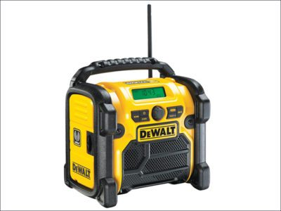 Dewalt DAB Digital Radio 240 Volt & Li-Ion Bare Unit