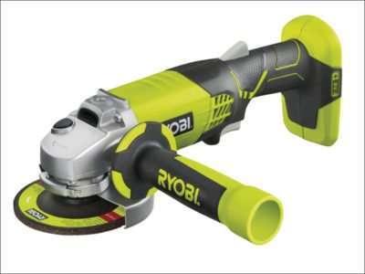 Ryobi R18AG0 ONE+ 115mm Angle Grinder 18 Volt Bare Unit
