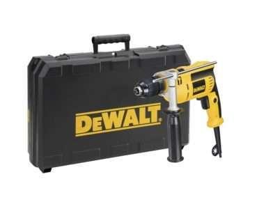 DEWALT DWD024K Keyless Percussion Drill 701 Watt 240 Volt