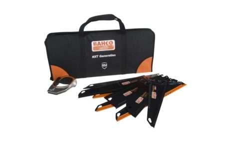 Bahco ERGO™ Handsaw System with 8 Blades