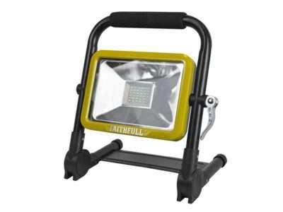 Faithfull Folding Rechargeable Worklight 20 Watt 1800 Lumens