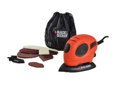 Black & Decker KA161BC Mouse® Detail Sander & Sanding Sheets