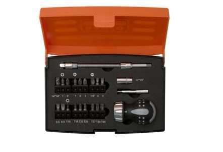 Bahco 808050S22 Stubby Screwdriver Set
