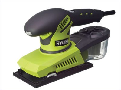 Ryobi 1/3 Sheet Variable Speed Orbital Sander 280 Watt 240 Volt