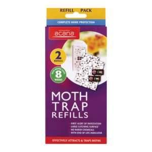 Acana Moth Trap Refill 2pk