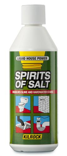 Kilrock Spirits of Salt 500ml