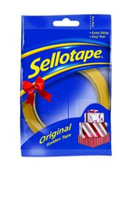 Sellotape 50m x 24mm